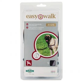 Easy Walk Big Dog Harness - Extra Large - Black